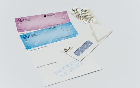 Custom Printed Stationery for Eco Alliance, LLC by Black Tie Press