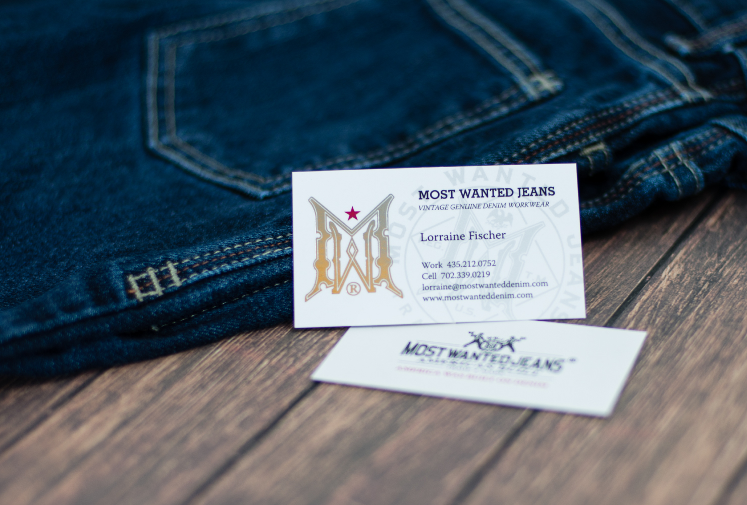 Custom Business Cards designed and Printed to impress your customers