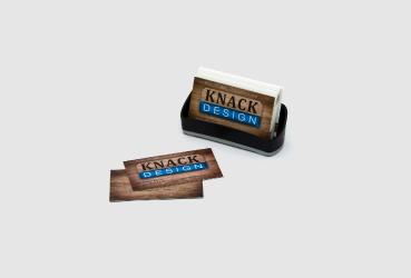 Custom Business Cards by Black Tie Press