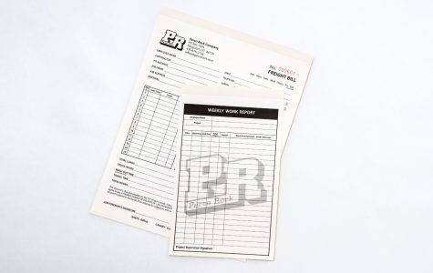 Business Forms by Black Tie Press